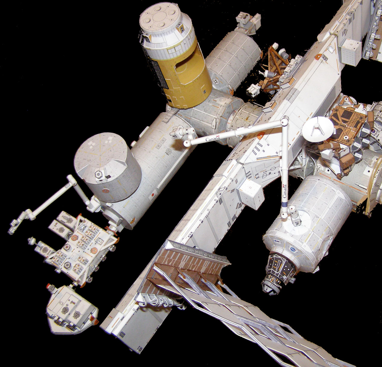 essay on visit to space station Space tourism is space  russia halted orbital space tourism in 2010 due to the increase in the international space station  each for their 10-day visit.